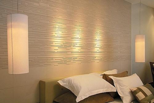 Veja quando usar texturas de paredes em salas e quartos for Textura de pared