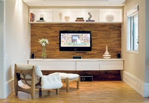 Na hora de decorar, qual o melhor lugar para a TV?  Casa e