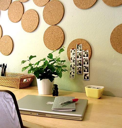 Dez ideias inspiradoras para criar paredes diferenciadas - Objetos para decorar paredes ...
