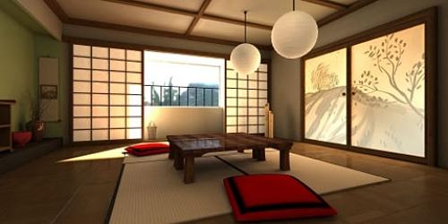 Decoracion Oriental Japonesa ~ Decora??o japonesa deixe sua casa com um ar oriental  Casa e