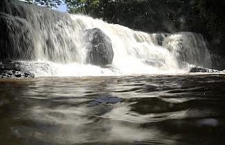Divulgação - Cachoeira Três Bocas