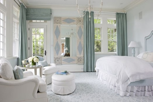 Aprenda decorar um quarto de casal no estilo romântico  ~ Quarto Romantico Simples