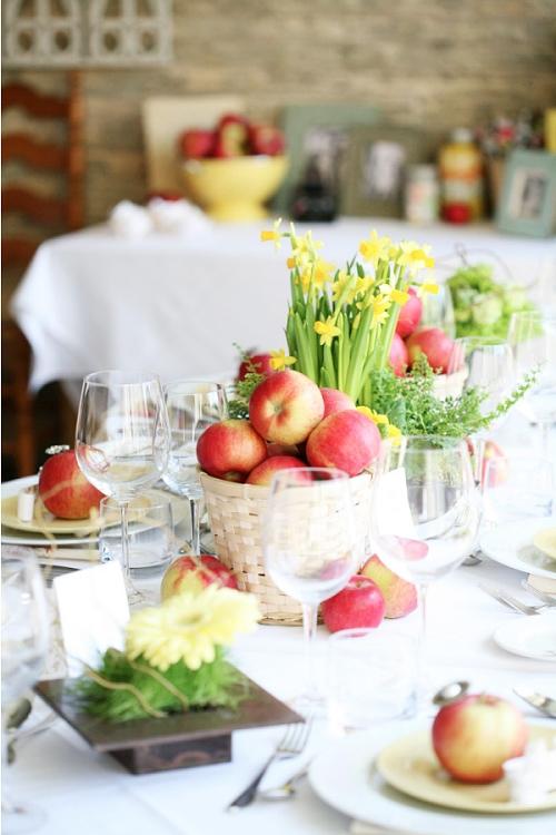 decoracao alternativa de casas : decoracao alternativa de casas:também são alternativa para decorar – Frutas na decoração – Casa