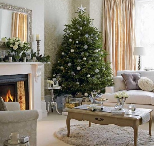 Inspiring Sitting Room Decor Ideas For Inviting And Cozy: Pinheiro: Veja Como Cuidar Da árvore Símbolo Do Natal