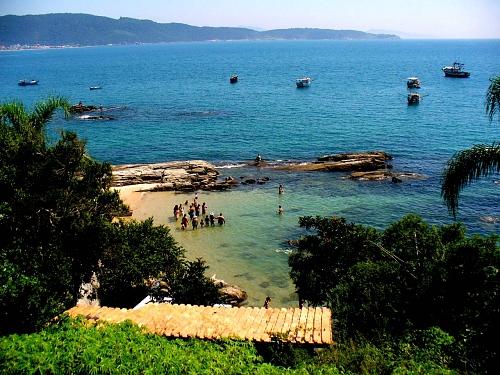 Reprodução - Arquipélago Arvoredo/Bombinhas (SC)
