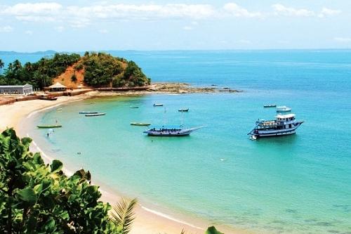 Reprodução - Ilha dos Frades/Bahia