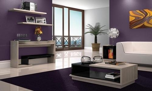 decoracao de interiores paredes pintadas:Cores combinadas criam ambientes inovadores; confira – Casa e