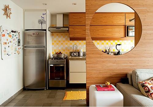 Divis rias maneiras criativas de separar ambientes casa for Dividir ambientes