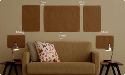 Como Colocar Quadros Na Sala De Tv ~ como pendurar quadros nas paredes sem errar na composição  Quadros