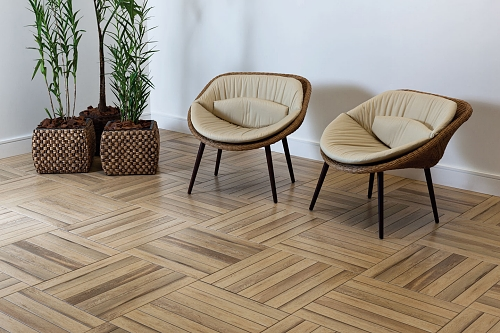 Pisos imitam madeira com perfei o e conquistam novos for Ver ceramicas para pisos