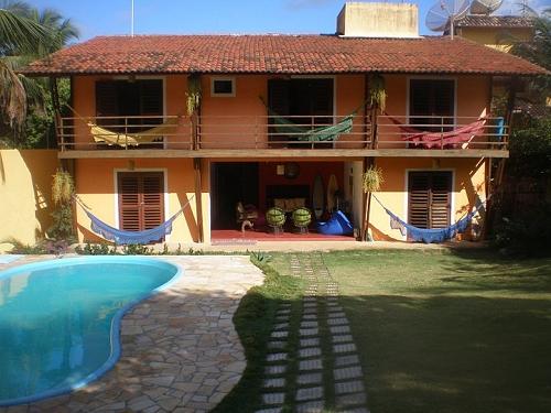 Reprodu��o - O Pipa Hostel, no Rio Grande do Norte, ocupa a segunda posi��o no ranking dos melhores hostels do Brasil