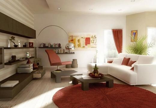 Para cada formato de sala um tipo de decora o veja dicas for Dos arredamenti