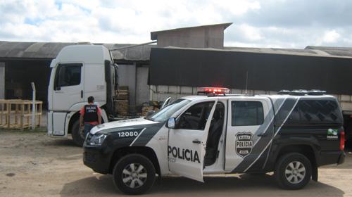Policia Civil/Divulga��o