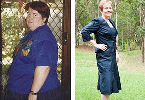 O cardápio em perda de peso em classes de aptidão