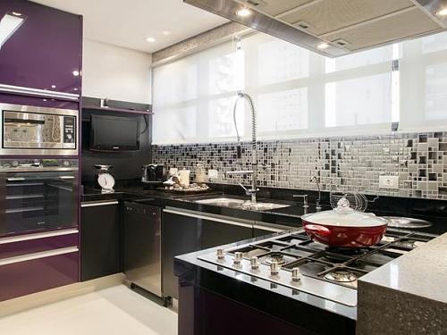 decorar cozinha moderna:com cozinhas que estarão em alta em 2014 – Tendências para cozinhas