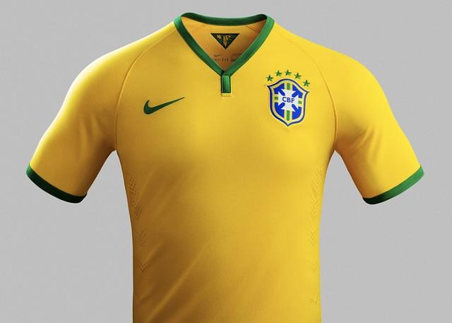 Criador da camisa da seleção brasileira critica modelo para Copa ... b25ef359dff5f