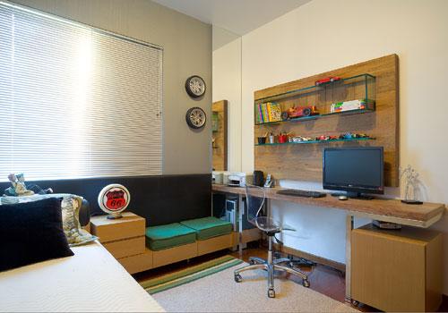 Gustavo Xavier - Os móveis transparentes se adéquam aos mais variados estilos de decoração