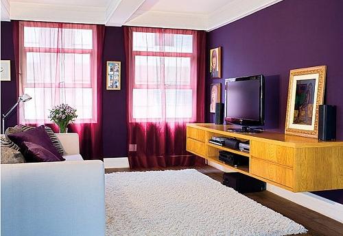 Resultado de imagem para decoração com cores vibrantes