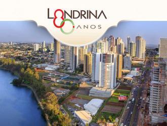 Prefeitura lan�a site comemorativo dos 80 anos de Londrina