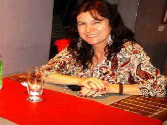 M�rcia Maria Wojcichoski Prado, 2� colocada.