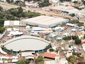 Maring� quer privatizar Parque de Exposi��es por 30 anos
