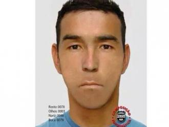 Carro de corretora assassinada � encontrado. Pol�cia divulga retrato falado do suspeito