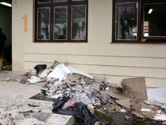 Preju�zos causados pelas chuvas com granizo em Campo Largo somam R$ 12 milh�es