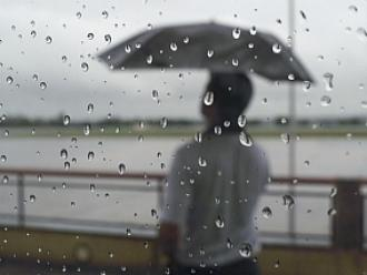 Fim de semana com previs�o de chuva no Paran�