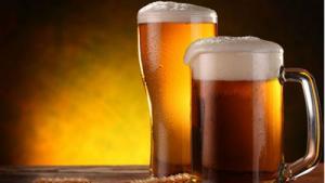 Uma cerveja por dia faz bem � sa�de