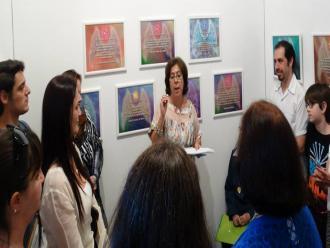 Arriete Rangel de Abreu foi mestre de cerim�nia do evento
