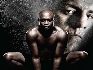 UFC lan�a p�ster de retorno de Anderson Silva: 'A lenda vai ressurgir'