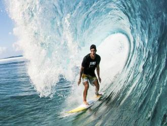 Aos 20 anos, Gabriel Medina torna-se o 1� brasileiro campe�o Mundial de Surfe