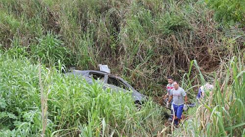Presidente de sindicato morre após capotar carro na BR-369