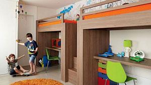 Evitar estantes altas com prateleiras paralelas, preferir cortinas de tecido �s persianas e optar por m�veis com cores neutras est�o entre os cuidados