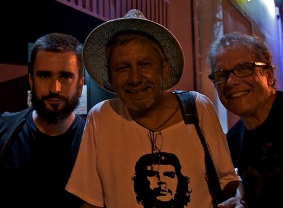 Ricardo Pozzo, Batista de Pilar e Gerson Guerra.