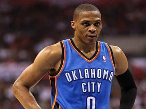Westbrook passar� por cirurgia ap�s fratura no rosto e desfalca o Thunder