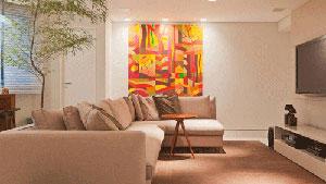 A ilumina��o pode destacar um aspecto positivo, camuflar um detalhe n�o muito interessante ou provocar sensa��es diversas num espa�o.
