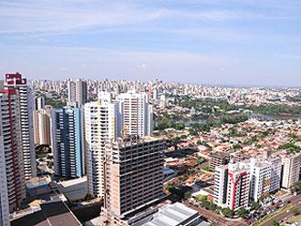 Metro quadrado na Gleba Palhano custa em m�dia R$ 3,6 mil