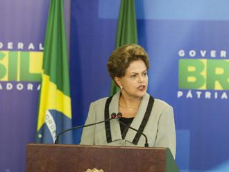 Presidente Dilma atinge pior avalia��o de desempenho