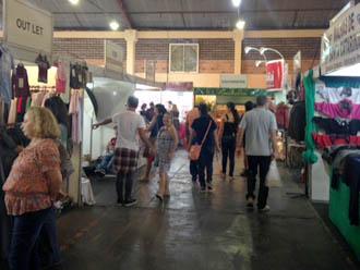 Comerciantes enfatizam crise e temem preju�zos na ExpoLondrina