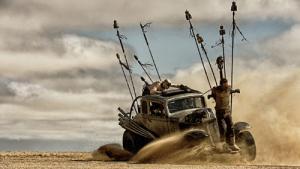 'Mad Max: Estrada da F�ria' busca restaurar a ordem em um mundo p�s-apocal�ptico