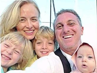Avi�o com Luciano Huck, Ang�lica e filhos faz pouso for�ado