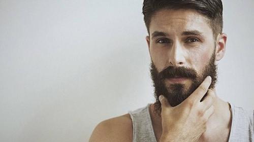 cuidados com  barba