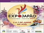 Expo Jap�o 2015..De 3 a 7 de Junho....
