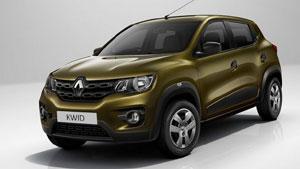 Modelo ser� o carro de entrada da Renault em diversos pa�ses. No Brasil, ser� fabricado no Paran� em 2016 com motor 1.0