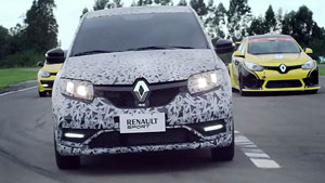 Hot-hatch ter� motor 2.0 de 158 cavalos, c�mbio manual de seis marchas, luzes de LED e visual esportivo da grife Renault Sport