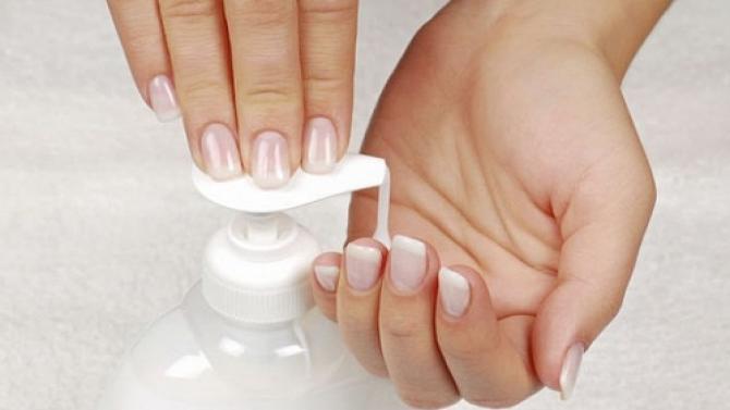 Mais suave, sabonete l�quido previne ressecamento da pele no inverno