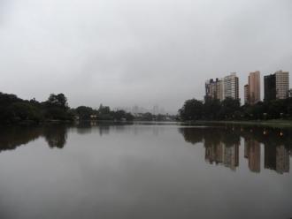 Segunda-feira ter� chuva leve e m�nima de 10�C em Londrina