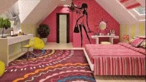 N�o importa se o seu quarto � grande ou pequeno, se voc� tem cama de solteiro ou de casal