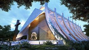 Projetos arquitet�nicos inovadores e contempor�neos chegam �s igrejas brasileiras